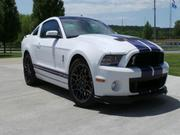 Ford Only 670 miles Ford Mustang GT500 Shelby Cobra