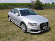 2014 Audi A6 QUATTRO S-line