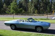 1968 Pontiac GTOH.O. 360HP