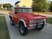1976 Ford BroncoSport Sport Utility 2-Door