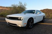 2013 Dodge Challenger Hennessey HPE600