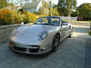 2009 Porsche 911 Turbo Convertible 2-Door