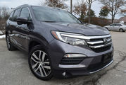 2016 Honda Pilot TOURING-EDITION(TOP OF LINE) Sport Utility 4-Door